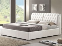 Кровать  Sophia 160*200  PEARL WHITE